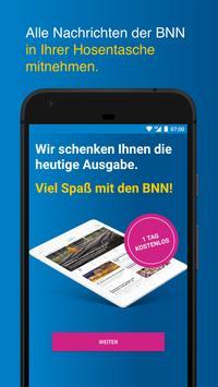 BNN – Badische Neueste Nachrichten poster