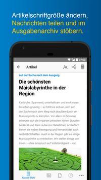 BNN – Badische Neueste Nachrichten apk screenshot