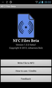 NFC Files poster