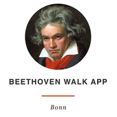 beethoven walk icon
