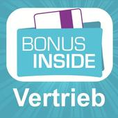 bonusinside Vertriebsapp icon