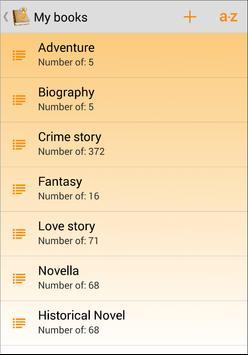 Bookworm apk screenshot
