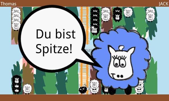Fluffy Sheep Backgammon screenshot 1