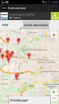 Hotel Finder apk screenshot