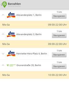 Barzahlen Storefinder apk screenshot