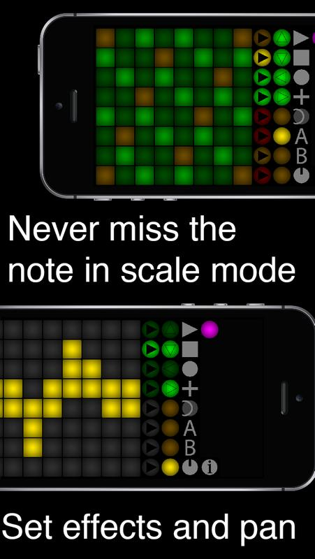 launch buttons ableton midi controller for android apk download. Black Bedroom Furniture Sets. Home Design Ideas