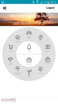 Benefit Portal apk screenshot