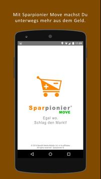 SPARPIONIER MOVE: Cool sparen und nichts verpassen poster