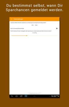 SPARPIONIER MOVE: Cool sparen und nichts verpassen screenshot 13
