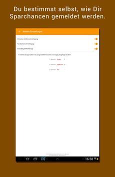 SPARPIONIER MOVE: Cool sparen und nichts verpassen screenshot 14