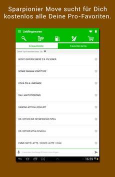 SPARPIONIER MOVE: Cool sparen und nichts verpassen screenshot 15