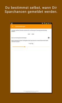 SPARPIONIER MOVE: Cool sparen und nichts verpassen screenshot 21