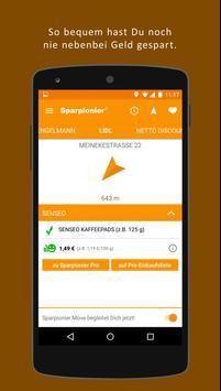 SPARPIONIER MOVE: Cool sparen und nichts verpassen screenshot 2