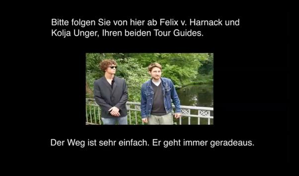 Audiovideoguide Rote Kapelle - dt. apk screenshot