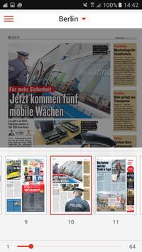 Berliner Kurier E-Paper apk screenshot