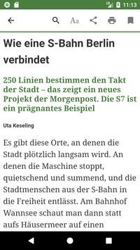 Berliner Morgenpost screenshot 2