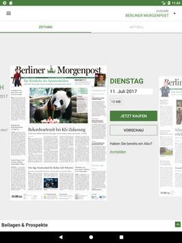 Berliner Morgenpost apk screenshot