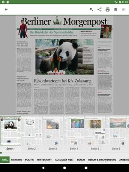 Berliner Morgenpost screenshot 6