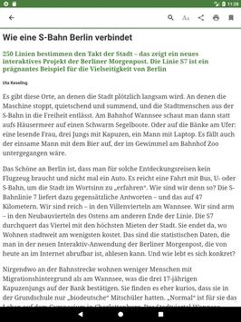 Berliner Morgenpost screenshot 7