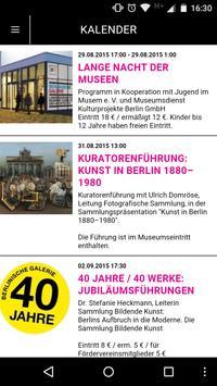 Kunst in Berlin 1870 bis heute screenshot 2