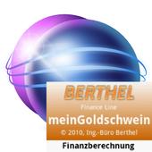 myGoldpiggy financecalculation icon