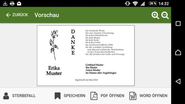 Trauerdruck screenshot 1