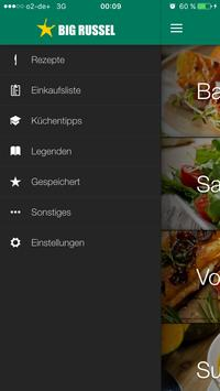 BigRussel Kochapp screenshot 2