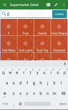 Der Zettel - Shop Smarter screenshot 1