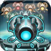 Bubble Shooter Drone icon