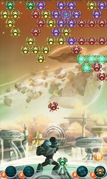 Bubble Shooter Drone screenshot 1