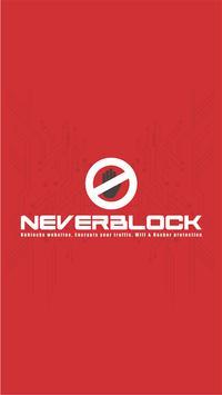 NEVERBLOCK - VPN INDONESIA & CEPAT poster
