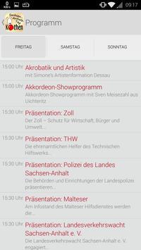 Sachsen-Anhalt-Tag 2015 Köthen screenshot 1