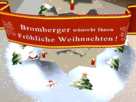 Bromberger Weihnachtskarte apk screenshot