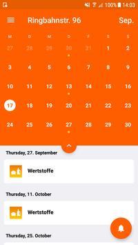 Abfall-App   BSR apk screenshot