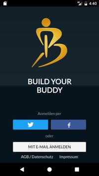 Build Your Buddy poster