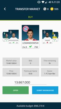 Football-Stars: The Manager – Your Soccermanager screenshot 3