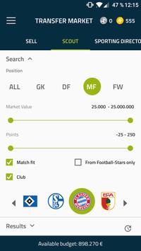 Football-Stars: The Manager – Your Soccermanager screenshot 4