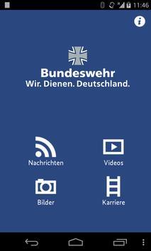 Bundeswehr poster
