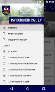 TSV Burgheim 1920 e.V. screenshot 1