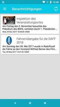DAFF 2018 in Rain apk screenshot