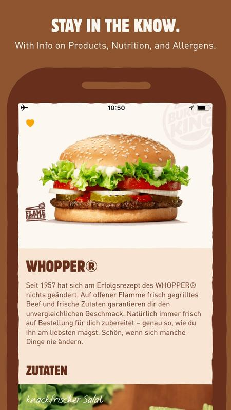 Бургер кинг скачать на андроид.