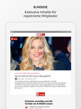 BUNTE.de - Stars & Promi News apk screenshot