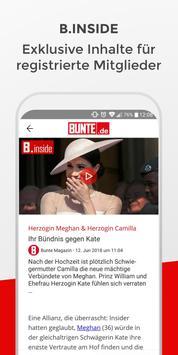BUNTE.de screenshot 4