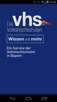 vhs-Angebot-App poster
