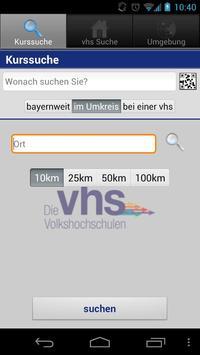 vhs-Angebot-App apk screenshot