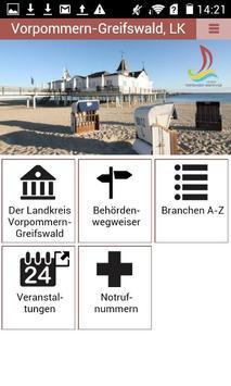 Vorpommern-Greifswald, LK apk screenshot