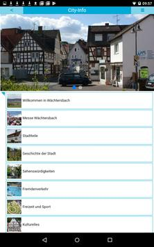 Wächtersbach screenshot 10