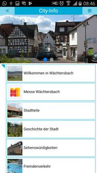 Wächtersbach screenshot 2