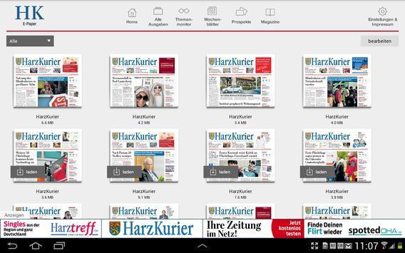 HarzKurier E-Paper screenshot 6