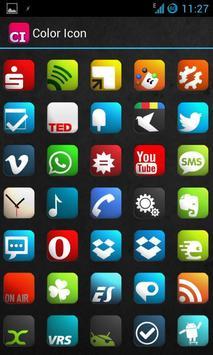 Color Icon apk screenshot